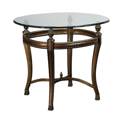 Hammary Lamp Table Base
