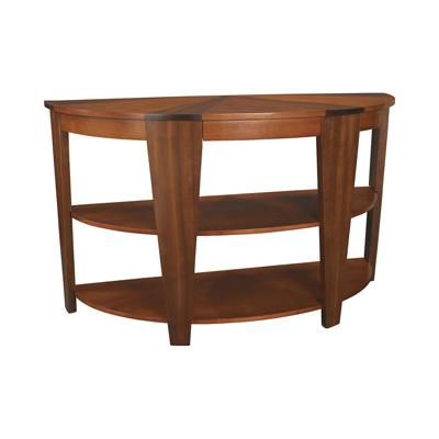 Hammary Demilune Sofa Table