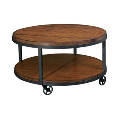 Hammary Round Cocktail Table