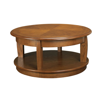 Hammary Round Lift top Cocktail Table