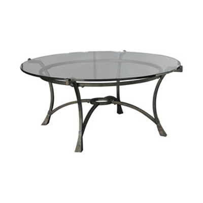 Hammary Round Cocktail Table Base
