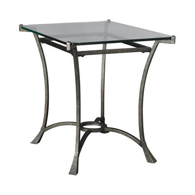 Hammary Rectangular End Table Base