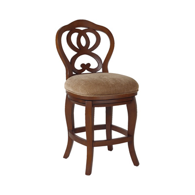Hammary t73184 00 hidden treasures counter height barstool for Affordable furniture and treasures