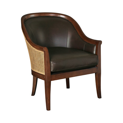 Hammary t73603 00 hidden treasures occasional chair for Affordable furniture and treasures