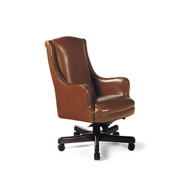 Hancock and Moore Swivel Tilt Chair