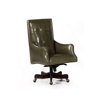 Hancock and Moore Main Street Swivel Tilt Chair