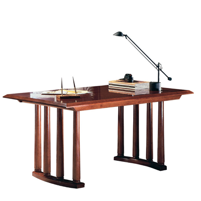 Harden Column Conference Table