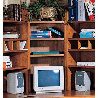 Harden Short Corner Bookcase