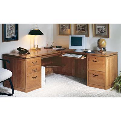 Harden RIGHT L-Shaped Desk Unit