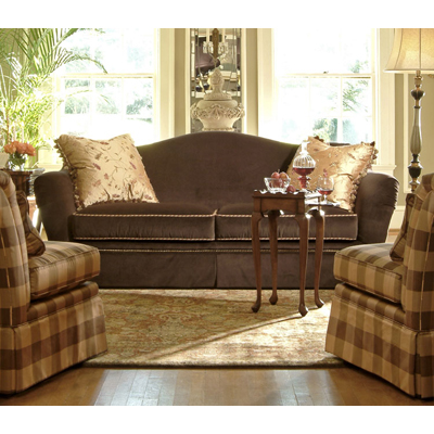 Harden 7590 068 upholstery love seat discount furniture at for Affordable furniture upholstery