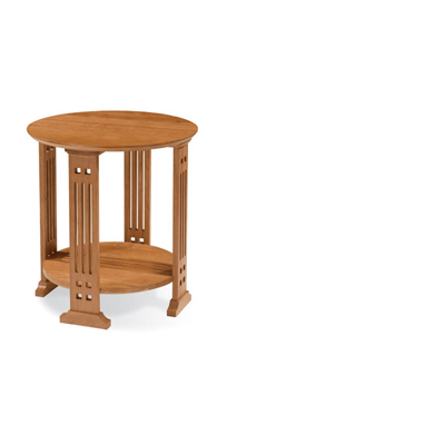 Harden Millville Round End Table