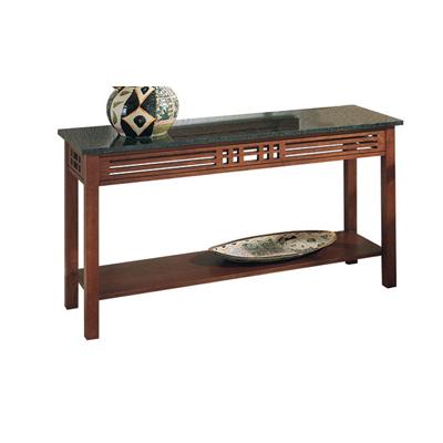 Harden 1/2 Millville Sofa Table