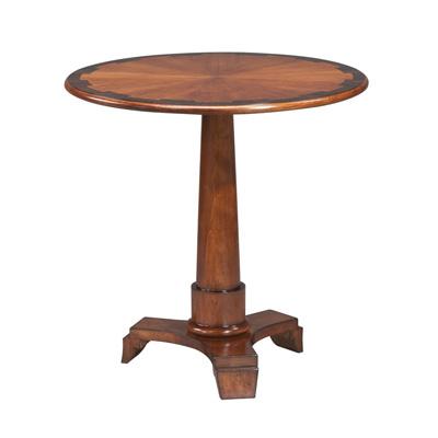 Harden 2010 April Market Round Pedestal Table