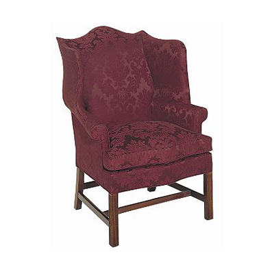 Hickory Chair Townsend Wing Chair