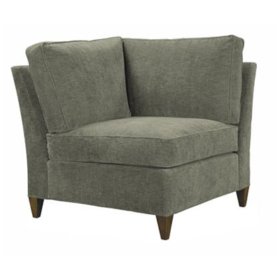 Hickory Chair Leigh Corner Chair