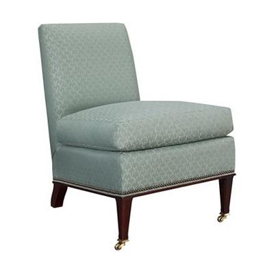 Hickory Chair Madeleine Slipper Chair