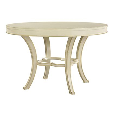 Pleasing Hickory Chair 1542 70 Suzanne Kasler Collier Dining Table Caraccident5 Cool Chair Designs And Ideas Caraccident5Info