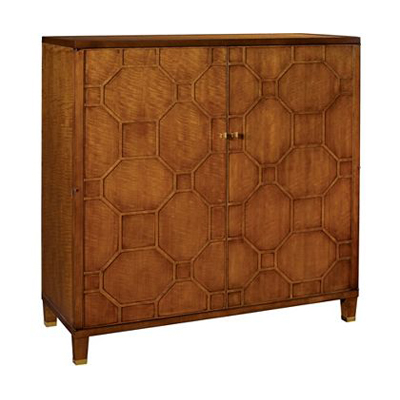 Hickory Chair Blackland Cabinet