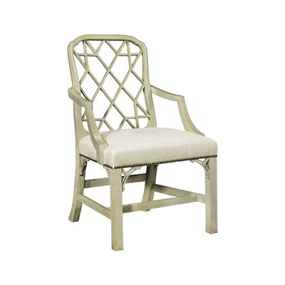 Hickory Chair Linwood Arm Chair