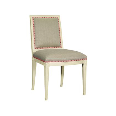 Hickory Chair 1552 02 Suzanne Kasler Amsterdam Side Chair