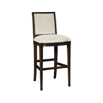 Hickory Chair Amsterdam Bar Stool
