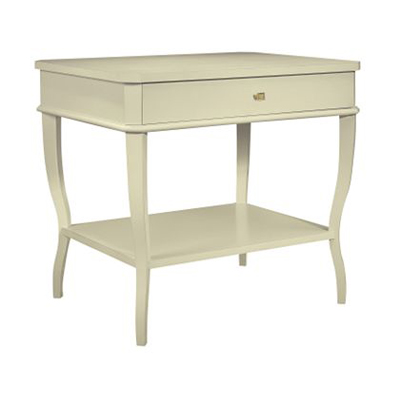 Hickory Chair West Paces Side Table