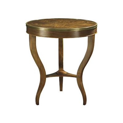 Hickory Chair East Paces Side Table