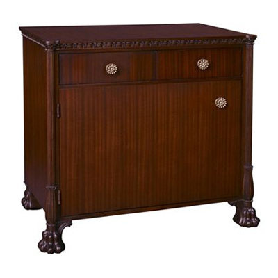 Hickory Chair Augusta Chest with Right Knob