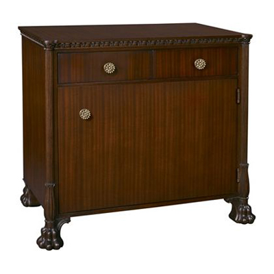 Hickory Chair Augusta Chest with Left Knob