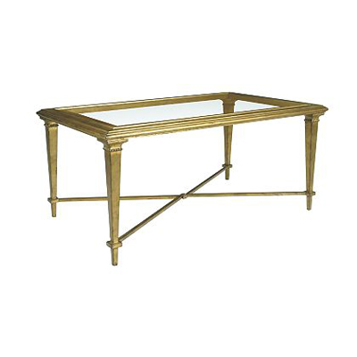Hickory Chair Bristol Coffee Table