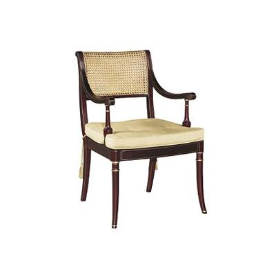 Hickory Chair Stewart Arm Chair