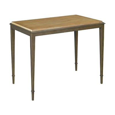Hickory Chair Fyn Beeswing Primavera Wood Top Only-Opt Finishes