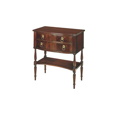 Hickory Chair Federal Side Table