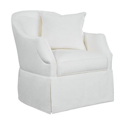 Hickory Chair Eton Swivel Chair
