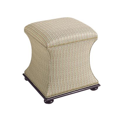 Hickory Chair Charles Hassock
