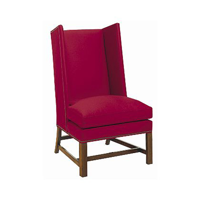 Hickory Chair Farm Wing Chair
