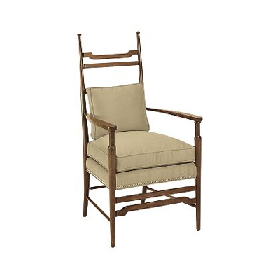 Hickory Chair Country Occasional Chair