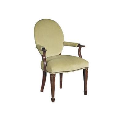 Hickory Chair Boston Arm Chair