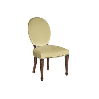 Hickory Chair Boston Side Chair