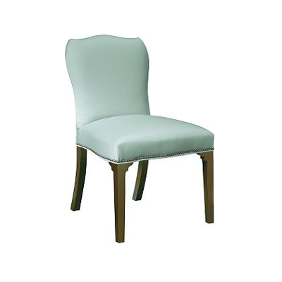 Hickory Chair Cabriole Side Chair