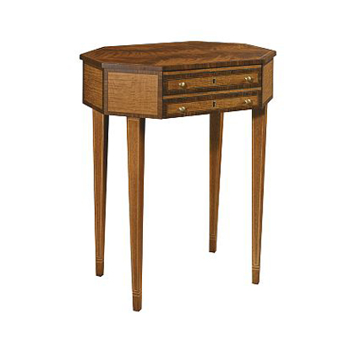 Hickory Chair Salem Side Table