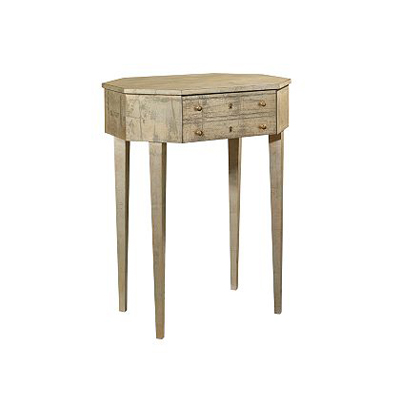 Hickory Chair Salem Side Table Optional Finishes
