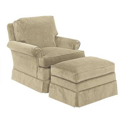 Hickory Chair Suffolk Chair