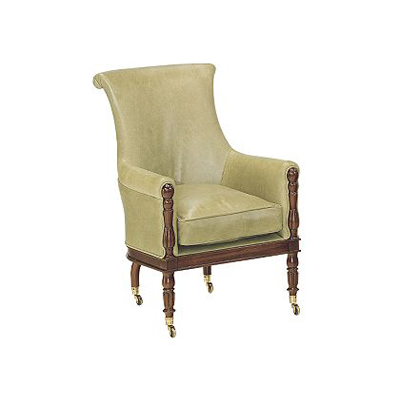 Hickory Chair Regency Library Chair
