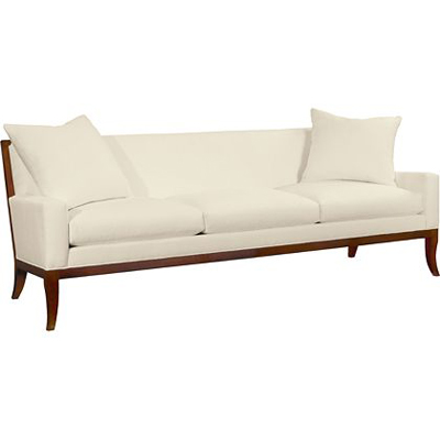 Hickory Chair Curtis 86 inch Sofa