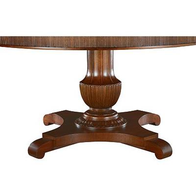 Hickory Chair Gustav Pedestal Base