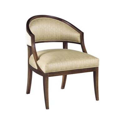 Hickory Chair 5412 23 Alexa Hampton Claude Chair Discount