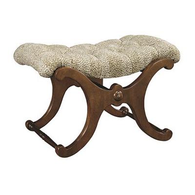 Hickory Chair Ian Bench
