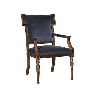 Hickory Chair Eva Arm Chair