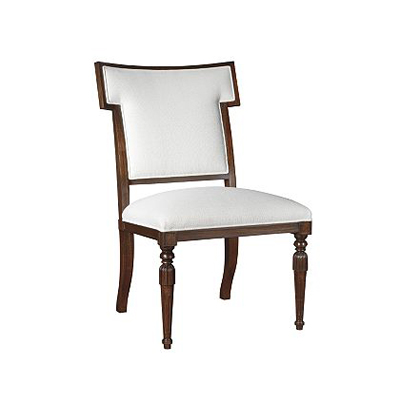 Hickory Chair Eva Side Chair